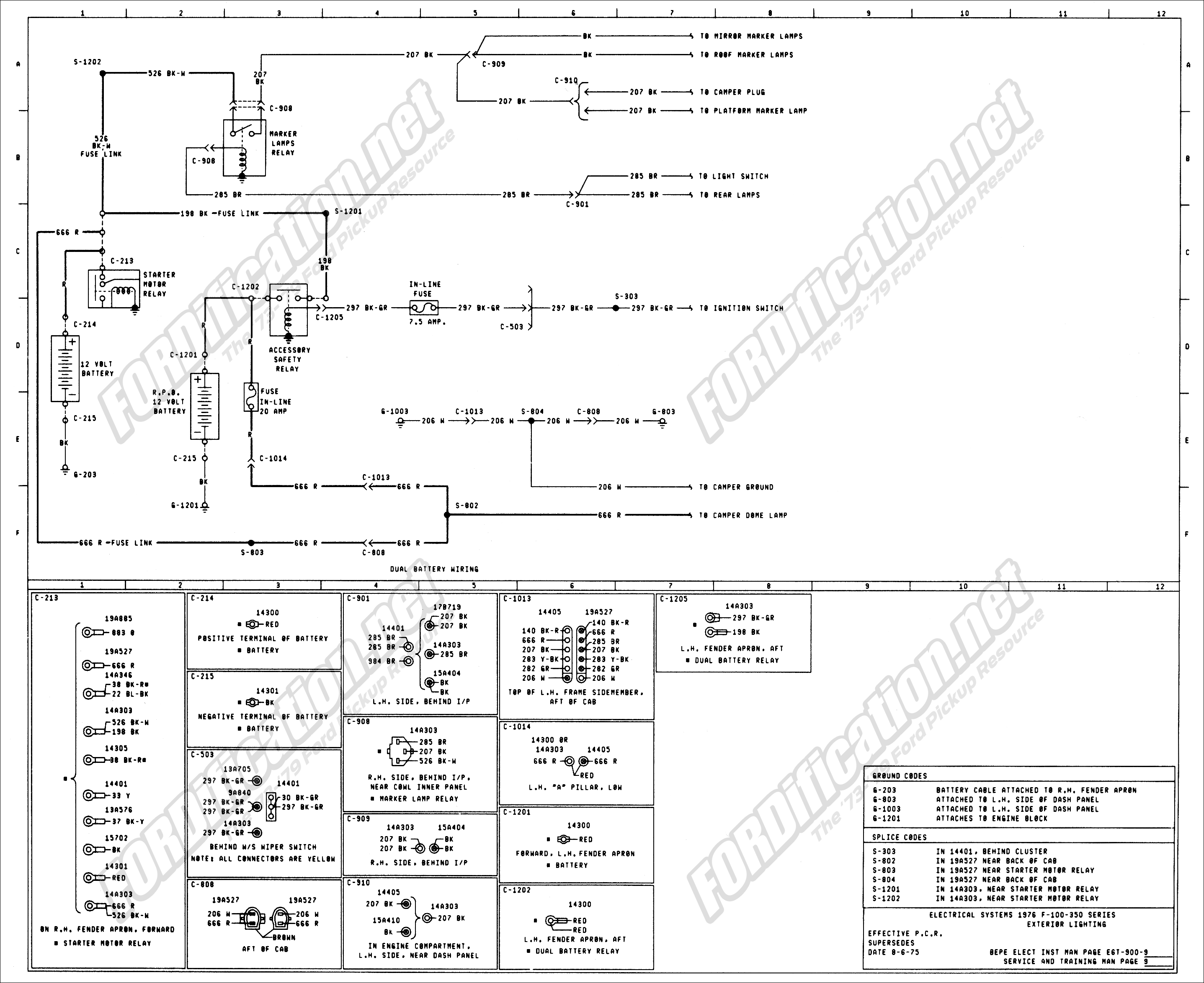 1976 F250 Distributor Wiring Diagram Diagrams 1975 Ford 76 Free Engine Image For Printable